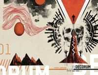 Decorum #1 CVR B Huddleston