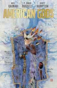 Neil Gaiman American Gods HC Moment Storm