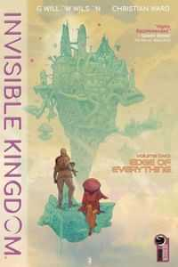 Invisible Kingdom TP Edge Of Everything
