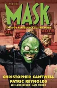 Mask TP I Pledge Allegiance To The Mask