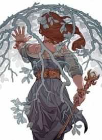 Dragon Age Blue Wraith #3