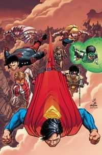 Action Comics #1021 CVR A