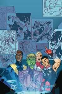Legion of Super Heroes #5 CVR A