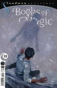 Books Of Magic #18