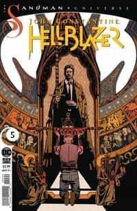 John Constantine Hellblazer #5