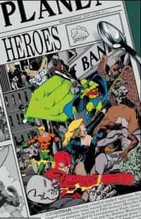 DC Dollar Comics JLA Year One #1