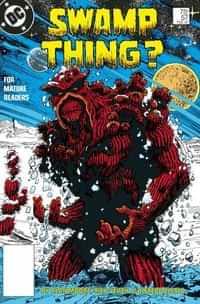 DC Dollar Comics Swamp Thing #57