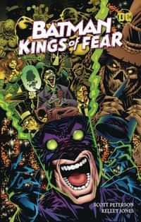 Batman TP Kings of Fear