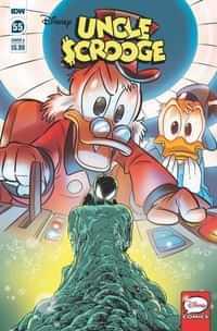 Uncle Scrooge #55
