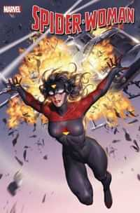 Spider-Woman #1 CVR B Yoon New Costume