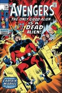 True Believers One-Shot Empyre Mar-vell
