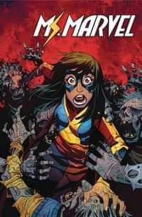 Ms Marvel TP Saladin Ahmed Stormranger