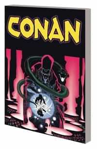 Conan TP Book of Thoth and other Stories