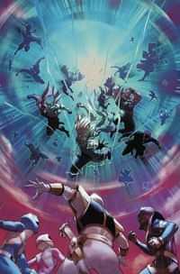 Mighty Morphin Power Rangers #49 CVR A Campbell