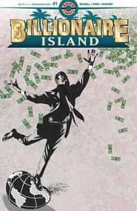 Billionaire Island #1 CVR A Pugh