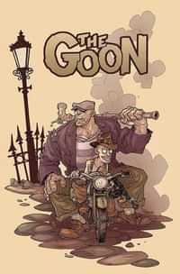 Goon #10 CVR B Cardstock Darmini