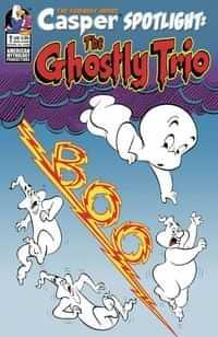 Casper Spotlight Ghostly Trio #1