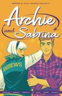 Archie TP Nick Spencer Archie and Sabrina