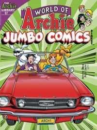 World Of Archie Jumbo Comics Digest #97