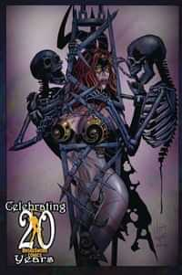 Tarot Witch Of The Black Rose #121