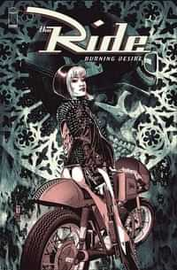 Ride Burning Desire #4 CVR A Coker
