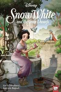 Disney Snow White And Seven Dwarfs TP
