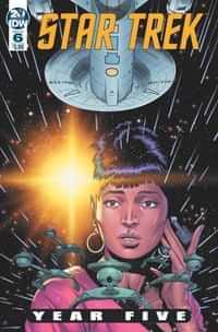 Star Trek Year Five #6