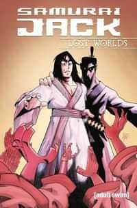 Samurai Jack TP Lost Worlds
