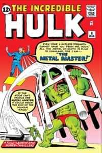 True Believers One-Shot Hulk Head of Banner