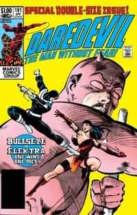 Daredevil #181 Facsimile Edition