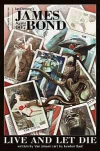 James Bond HC Live and Let Die