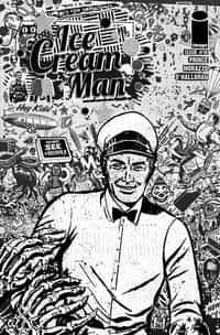 Ice Cream Man #14 CVR B BW Rentler