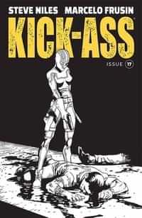 Kick-Ass #17 CVR B Frusin