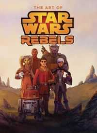 Star Wars HC Art of Star Wars Rebels