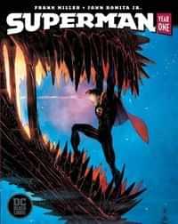 Superman Year One #2 CVR A Romita