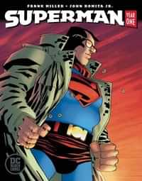 Superman Year One #2 CVR B Miller