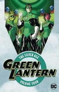 Green Lantern TP the Silver Age V4