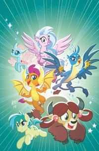 My Little Pony Feats of Friendship #1 CVR A Fleecs
