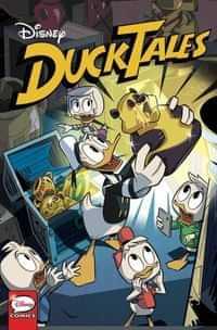 Ducktales Silence and Science #1 CVR B Stella