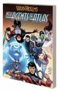 War of Realms TP New Agents of Atlas