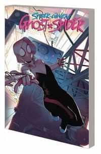 Spider-Gwen Ghost-Spider TP Impossible Year