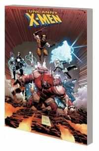 Uncanny X-Men TP Wolverine and Cyclops V2
