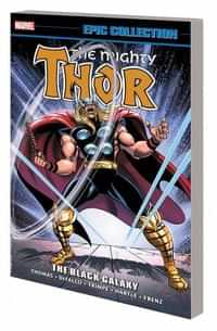Thor TP Epic Collection Black Galaxy