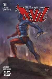 Death-defying Devil #1 CVR B Parrillo