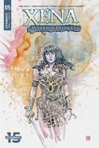 Xena Warrior Princess #5 CVR A Mack