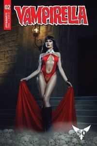 Vampirella #2 CVR E Cosplay