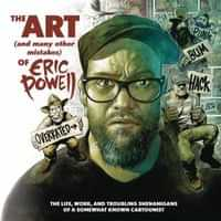 Art of Eric Powell HC Art and Many Mistakes