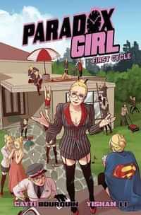 Paradox Girl TP V1