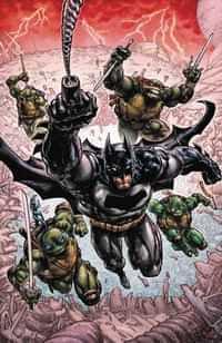 Batman Teenage Mutant Ninja Turtles III #1 CVR A