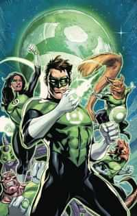 Green Lantern #7 CVR B